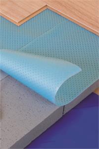 Bleufloor ondervloer laminaat 2mm