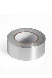 Aluminium afplaktape 50mm