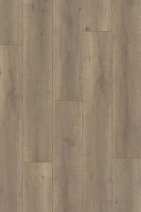 Ambiant Elite | Laminaat Eiken Grijs Bruin met 4 V-groeven rondom | L 128,6 x B 19,4 cm