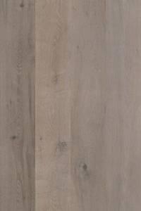 Ambiant Original Classic   Laminaat Eiken Grijs met 4 V-groeven rondom   L 128,5 x B 19,2 cm