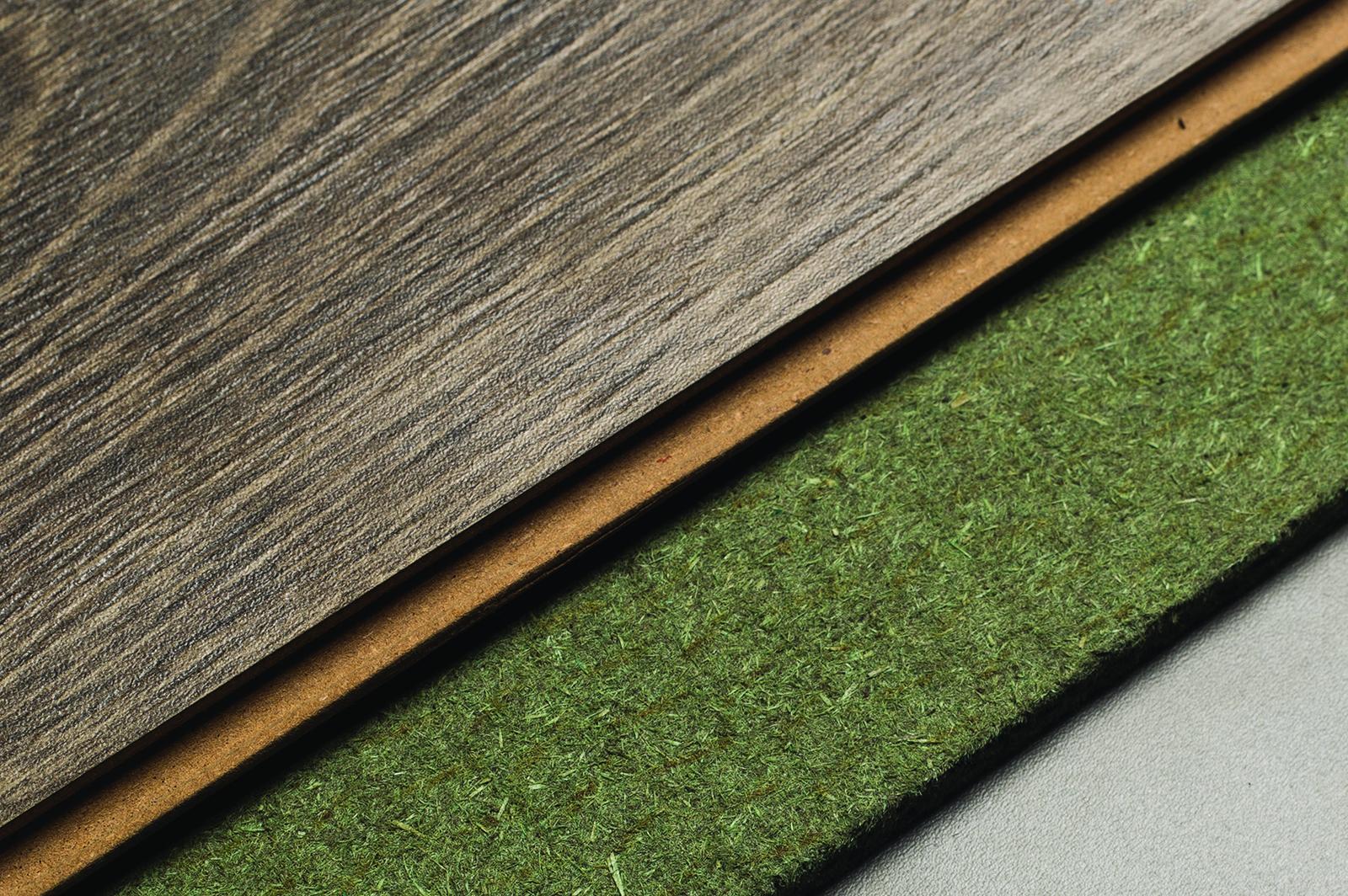 Bodiax grunfelt ondervloer laminaat mm laminaat design shop