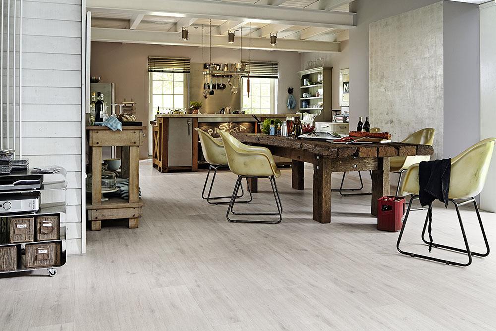 laminaat meister catega flex dd300s eik arctic wit 6946 laminaat design. Black Bedroom Furniture Sets. Home Design Ideas